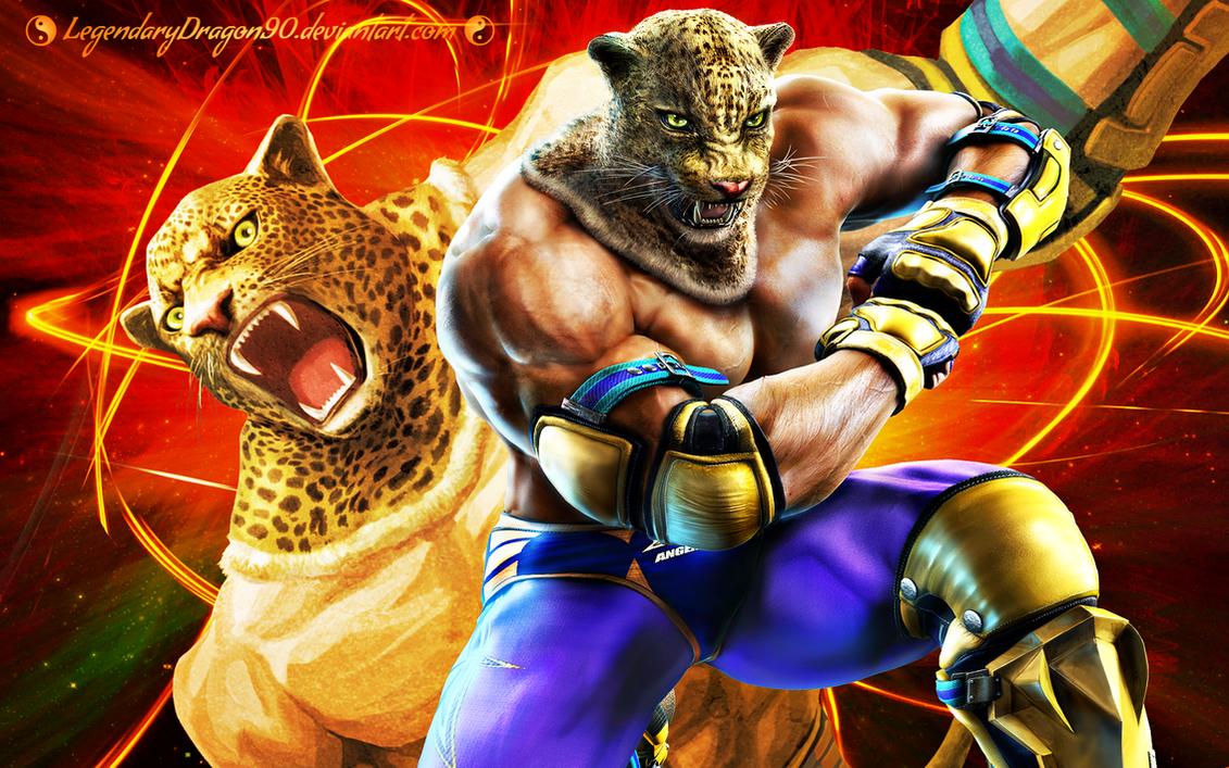 King II by LegendaryDragon90