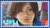 Asuka Kazama Stamp 01 by LegendaryDragon90