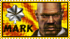 Mark Wilkins Stamp 01 by LegendaryDragon90