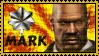Mark Wilkins Stamp 01 by LegendaryDragon90