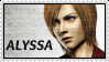Alyssa Ashcroft Stamp 01 by LegendaryDragon90