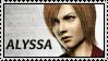 Alyssa Ashcroft Stamp 01 by LegendaryDragon90