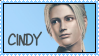 Cindy Lennox Stamp 01 by LegendaryDragon90
