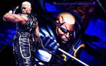 Agent Raven by LegendaryDragon90