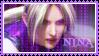 Nina Williams Stamp 01 by LegendaryDragon90