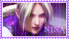 Nina Williams Stamp 01 by LegendaryDragon90