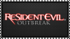 Resident Evil Outbreak Stamp by LegendaryDragon90