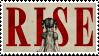 Skillet - Rise Stamp by LegendaryDragon90