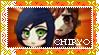 Request - ChiRyo Stamp by Fabianim