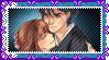 Request - Miyo and Koga Stamp by Fabianim