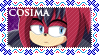 Gift - Cosima Stamp by Fabianim