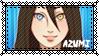 G - Azumi Stamp by Fabianim