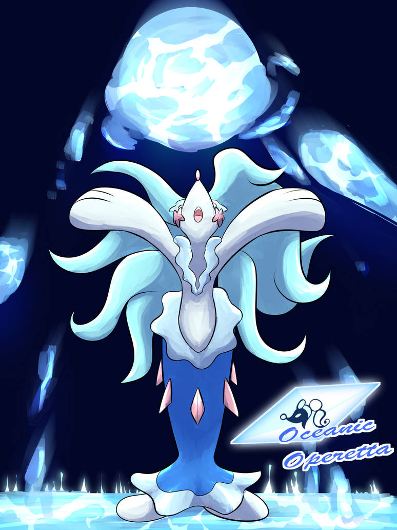 Oceanic Operetta (Pokemon SuMo spoilers)