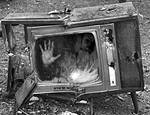 Obscured Television by Moviefreak