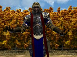 Autumns Warrior