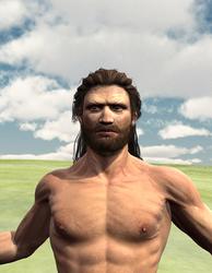 Brog, the Alpha Male.