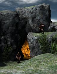 A FireLight by Jaderail