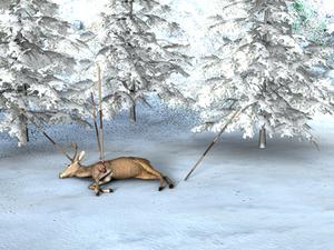Successful hunt...