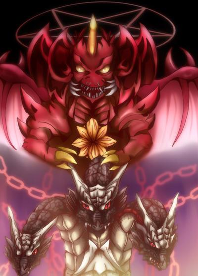 Devil by sumesato