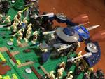 Custom droid Dropship view 1