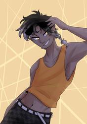 [OCS] - i swear hes not jojo posing