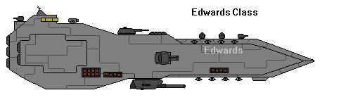 FTI. Edwards Class Heavy Destoryer by Robbie18