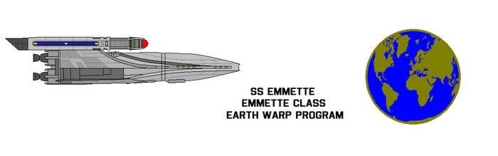 SS Emmette by Robbie18
