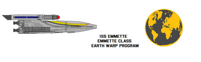 ISS Emmette by Robbie18