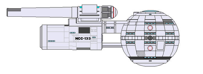 USS August V2 side view by Robbie18
