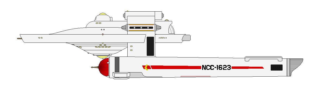 USS Sacramento NCC-1623