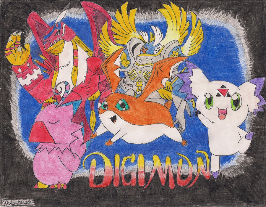 digimonz by lupalover101