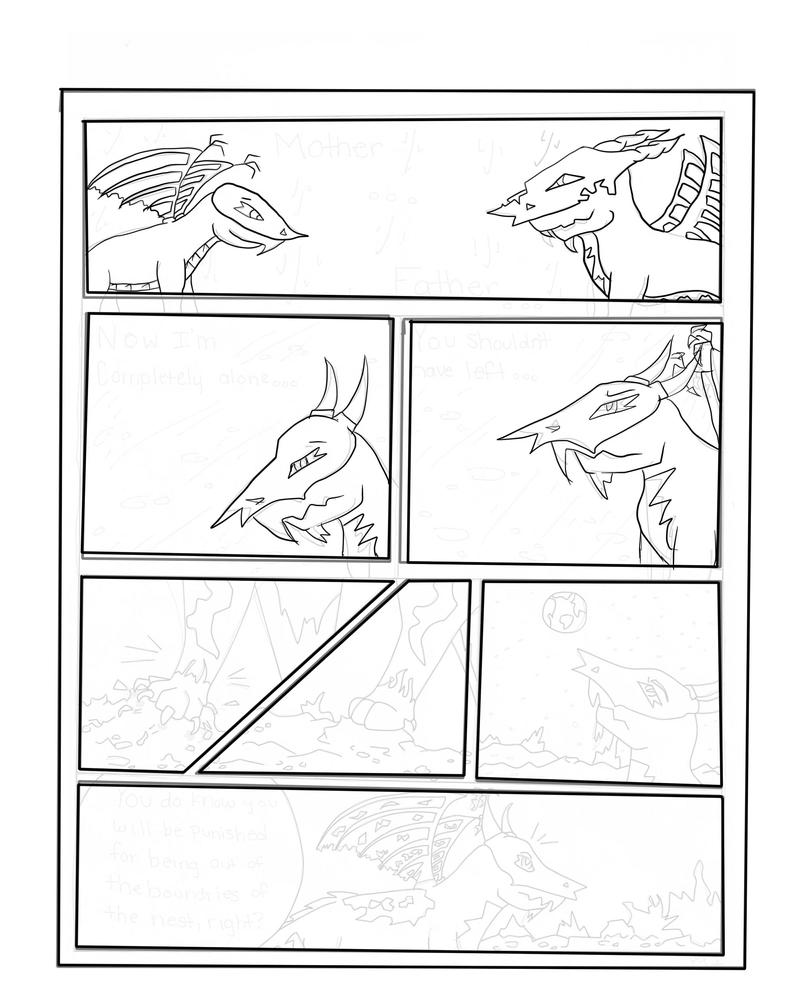 Page1 WIP by lupalover101