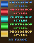 Best Color Photoshop Layer Styles / ASL