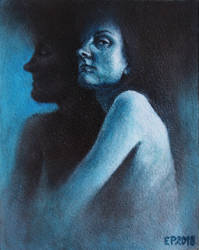 Untitled oils by apiarona