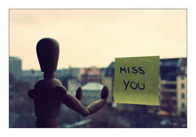 Miss you by QnSansNom