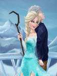 Away from Arendelle and the Rest of the World