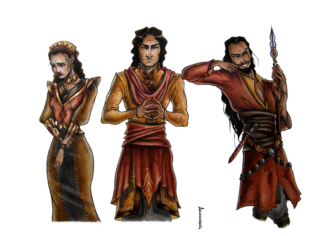 Oberyn Martell Eyes The Lords of Summer by...