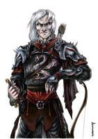 Lord Brynden Rivers Bloodraven by ProKriK