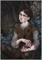 Arya Stark by ProKriK