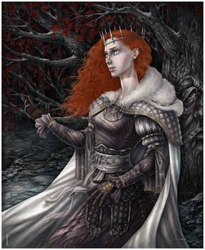 Welcome home, Queen Sansa