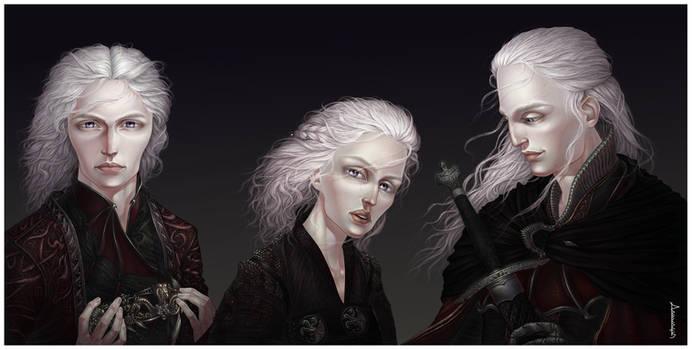 Young Targaryens