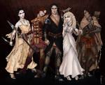 Dornish family photo