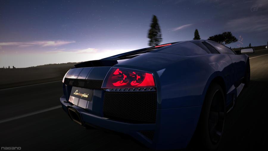 Lamborghini Murcielago Lp 640 Chrome Line By Naganor35 On Deviantart