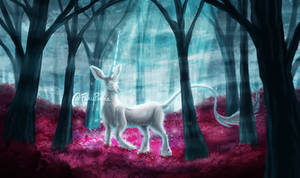 Unideer (Unicorn + Deer)