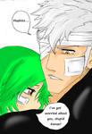 Comforting ( Version 3:  KenMashi)