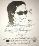 Happy Birthday Arwa!!!
