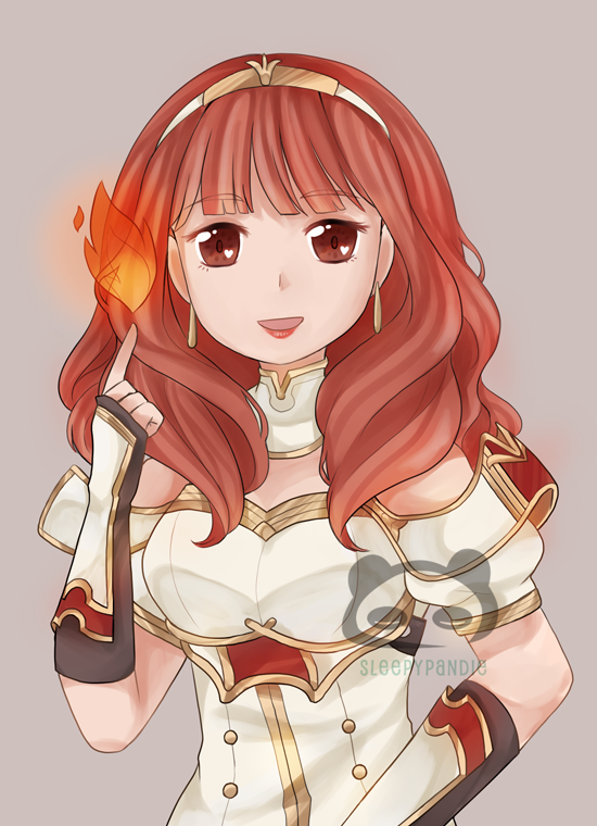 Celica [ fe echoes ]