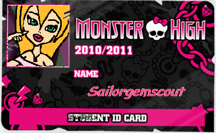 Monster High ID by Princess-Rose305