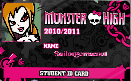 Monster High ME ID by Princess-Rose305