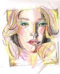 Prisma Color Pencil Practice